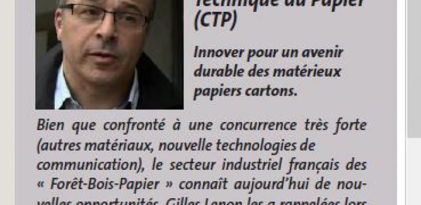 Notre seancehebdo du 15 mars 2017 sur les produits du futur base de - Centre technique du papier ...